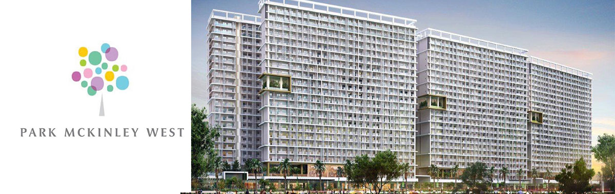 Park Mckinley West Newest Preselling Condo For Sale in Fort Bonifacio Global City
